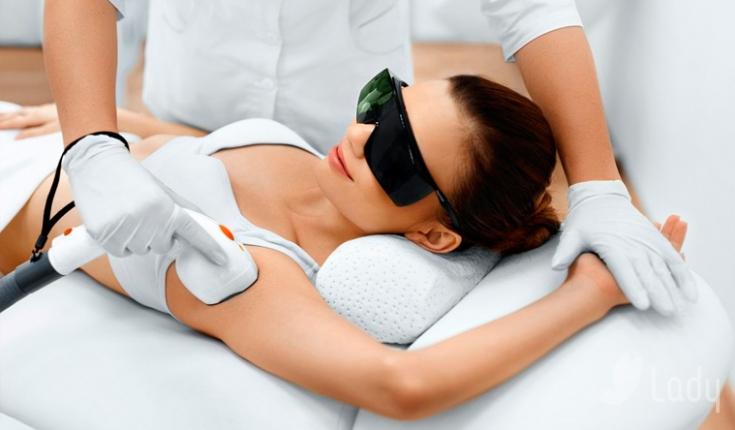 Лазерная эпиляция в спб pro skin