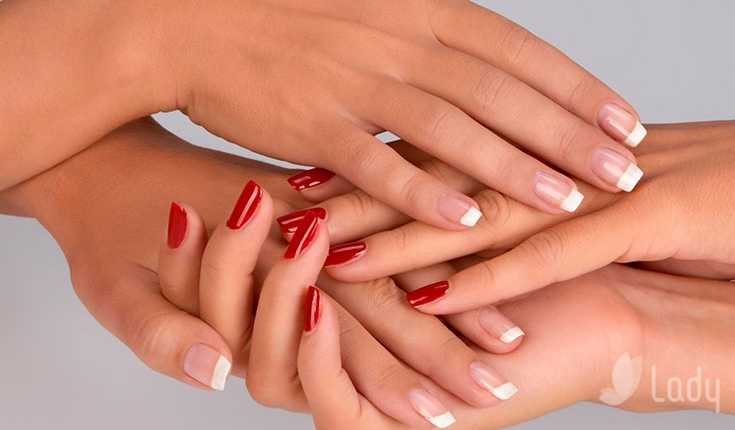 Фото женских красивых ногтей