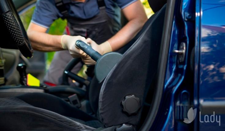 Химки чистка салона автомобиля цены