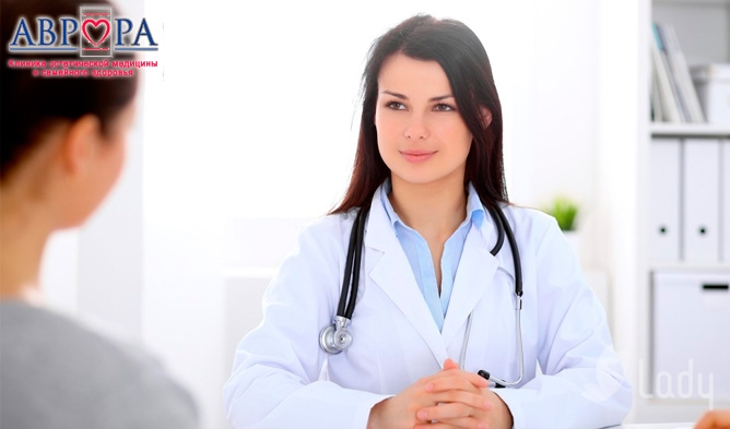 Осмотр гинеколога спб