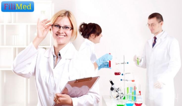 обследование организма на паразитов